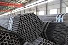 China Tubería redonda del acero suave de DIN1629 ST37 ST44 ST52, tubo de acero inconsútil mecánico químico distribuidor