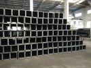 China Generación de energía eléctrica geotérmica de acero cuadrada rectangular del lado derecho SHS del tubo A500 distribuidor