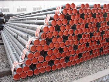 China Tubo inconsútil retirado a frío ASTM A21, tubos de acero del acero de aleación de la caldera biselada 0,8 milímetros - 15 milímetros de gruesoen ventas